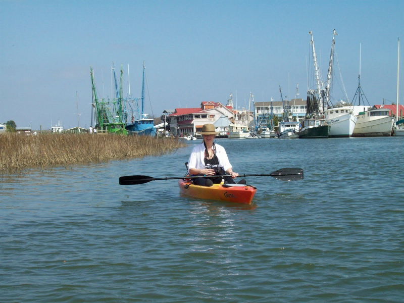 ShemCreek_Kayaking