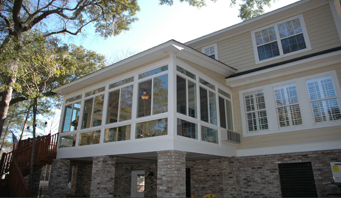 Converting Your Porch Into A Sunroom
