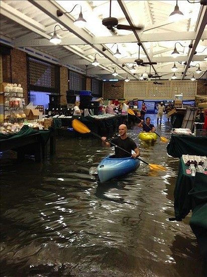 FloodingIntheMarket